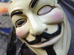 Anonymous Megaupload cierre