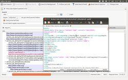 Exportar arxiu html amb resultats