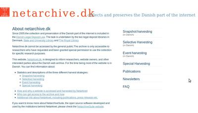 Netarchive.dk