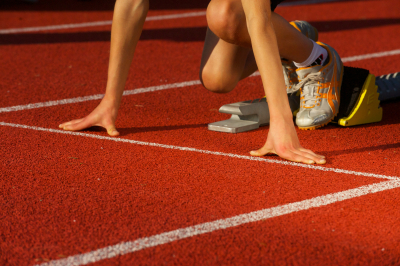 Leichtathletiklaufbahn